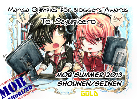 Manga Olympics for Bloggers