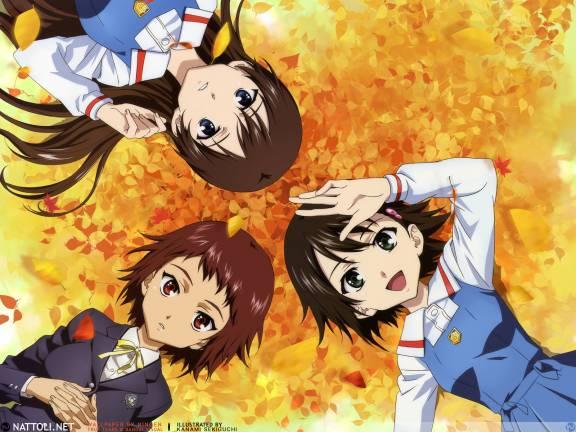 True Tears / 2008 / Online Anime Dizi �zle
