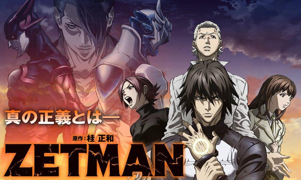 Zetman Anime Series Anime Review Zetman