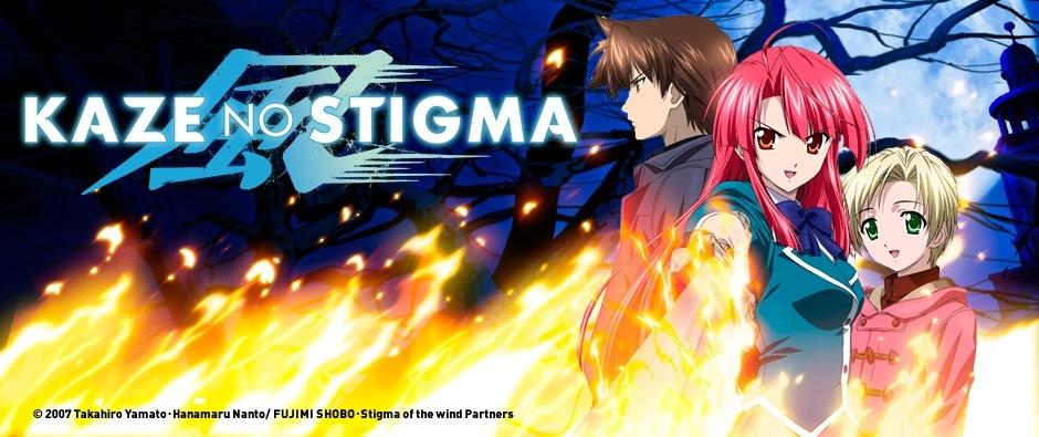 Xem Phim Kaze No Stigma: Anime Review: Kaze No Stigma