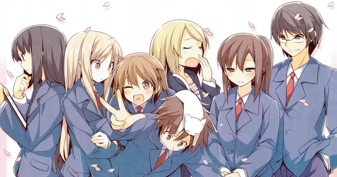 Anime Review: Sakurasou no Pet na Kanojo – SayuriCero