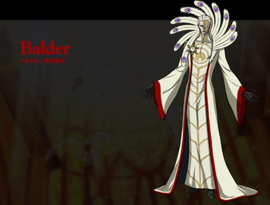 Wakamoto, Norio as Balder
