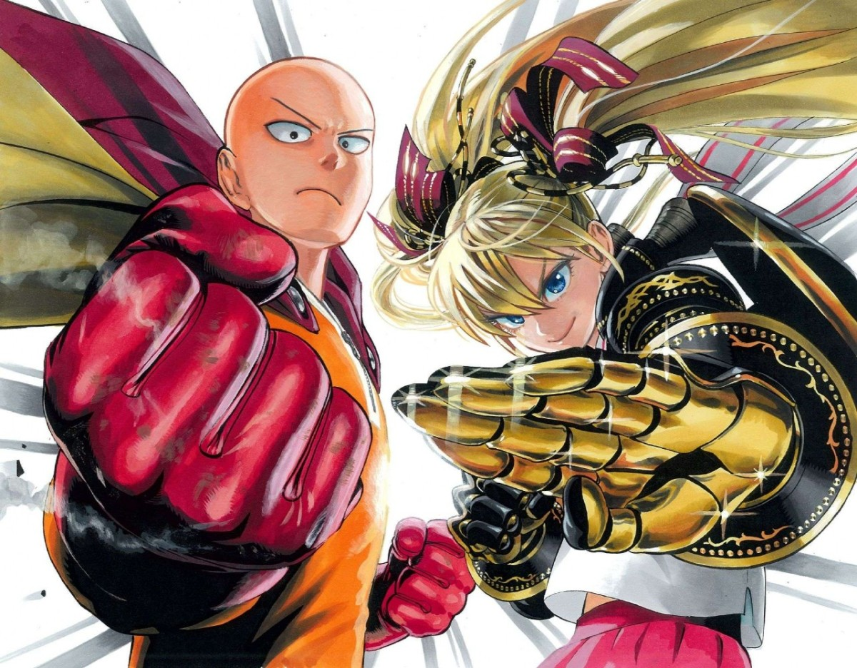 First Impression: One Punch-Man