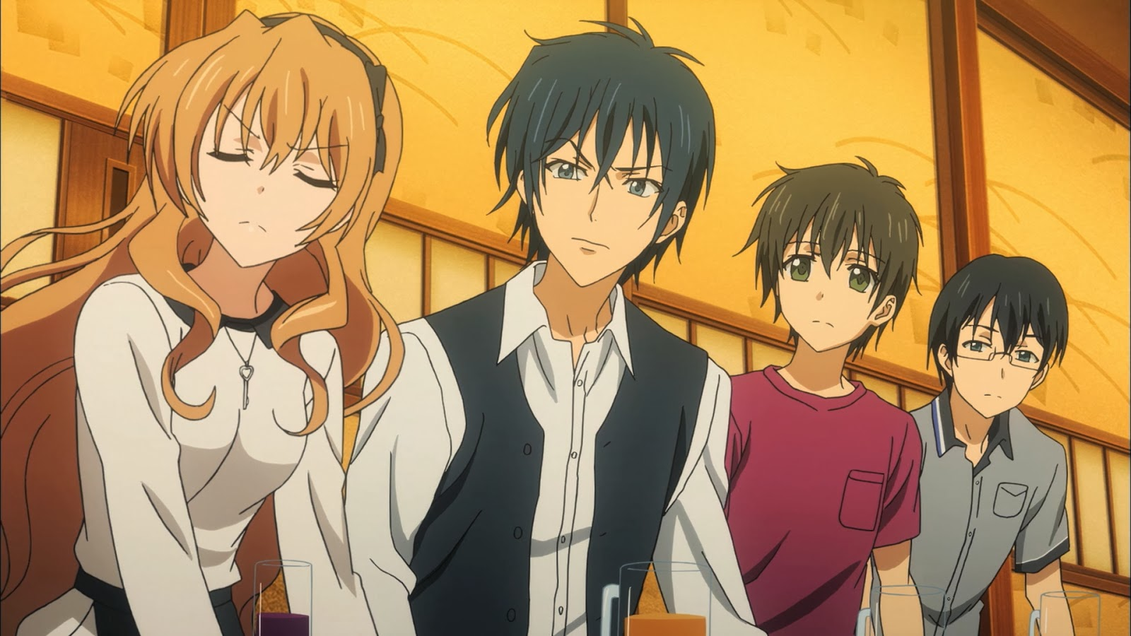 Golden time 6