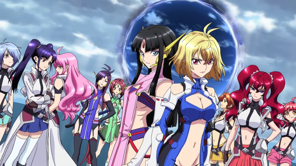 Anime Review: Cross Ange: Tenshi to Ryuu no Rondo
