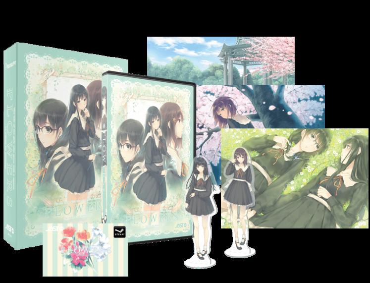 Flowers -Le Volume Sur Printemps- Special Limited Editon