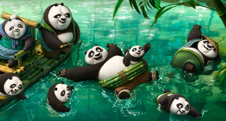 Kug Fu Panda 3
