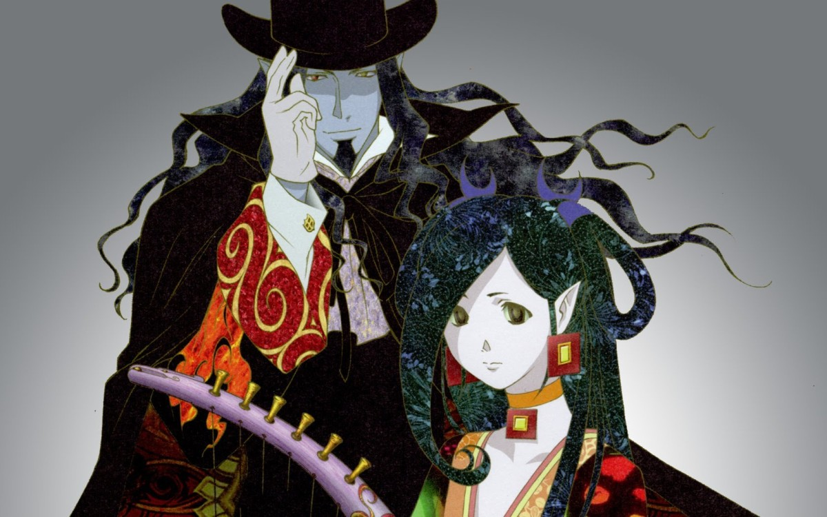 Anime Review: Gankutsuou