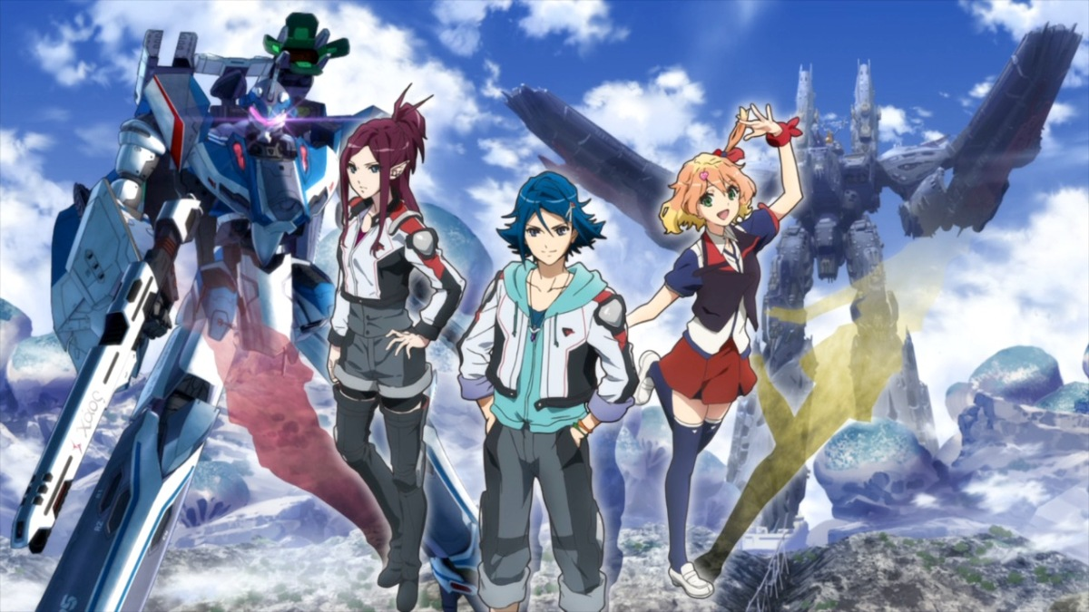 Anime Review: Macross Δ