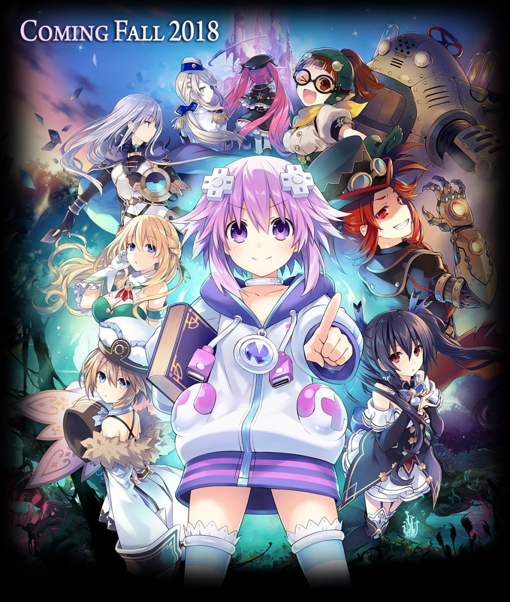Super Neptunia RPG Coming This Fall